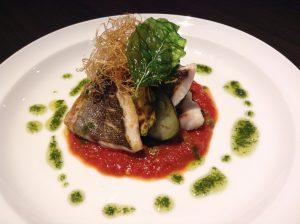 イサキ 鮮魚 ミルフィーユ